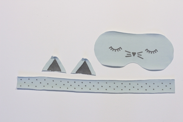 Schlafmaske Fifi 9.1